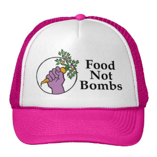 Food Not Bombs Hat