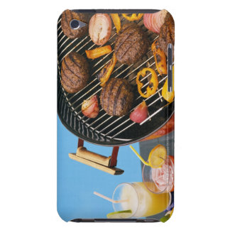Food on grill Case-Mate iPod touch case