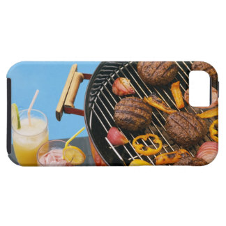 Food on grill tough iPhone 5 case