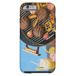 Food on grill tough iPhone 6 case