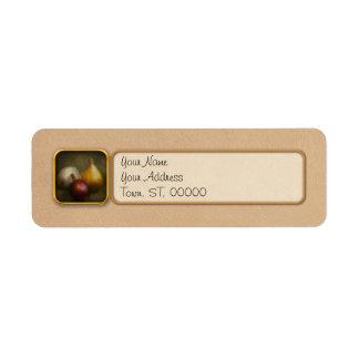 Food - Onions - Onions Return Address Label