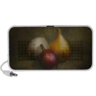 Food - Onions - Onions Travelling Speaker