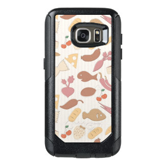 Food Pattern 2 2 OtterBox Samsung Galaxy S7 Case