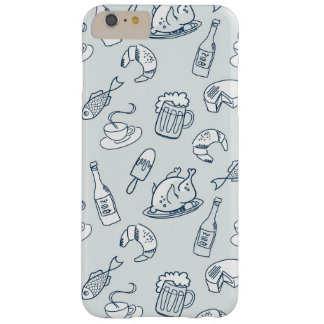 Food Pattern 2 Barely There iPhone 6 Plus Case