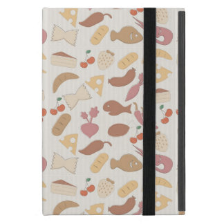 Food Pattern 2 Cover For iPad Mini