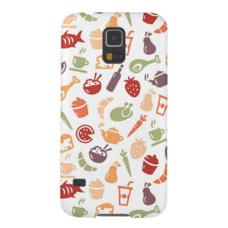 Food Pattern 2 Galaxy S5 Case