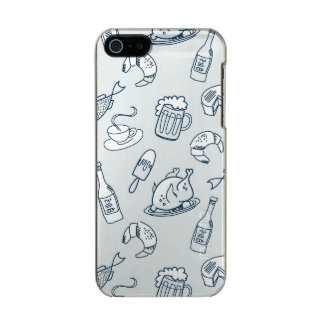 Food Pattern Incipio Feather® Shine iPhone 5 Case