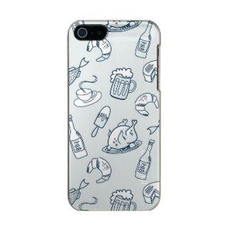 Food Pattern Incipio Feather® Shine iPhone 5 Case