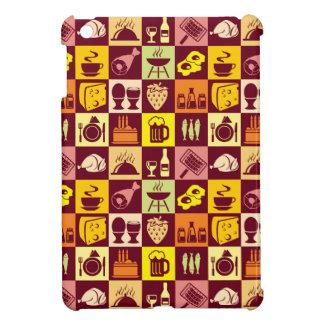 Food Pattern iPad Mini Cases
