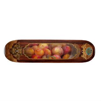 Food - Peaches - Farm fresh peaches Skateboard