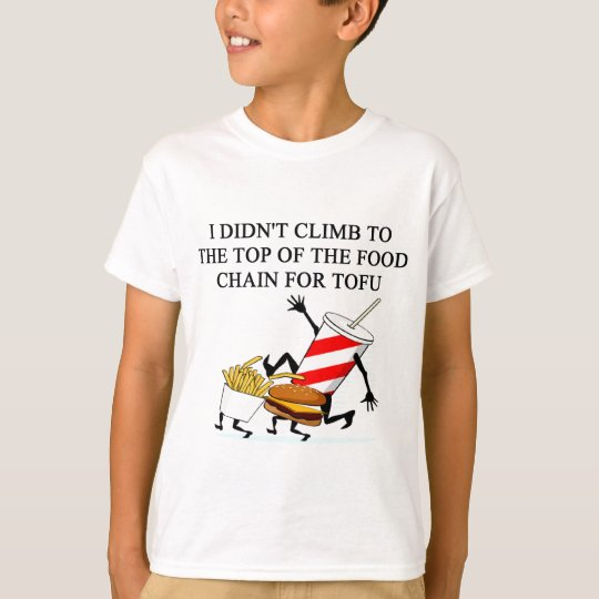 food police amti vegan joke T-Shirt