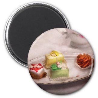 Food - Sweet - Cake - Grandma s treats Refrigerator Magnets