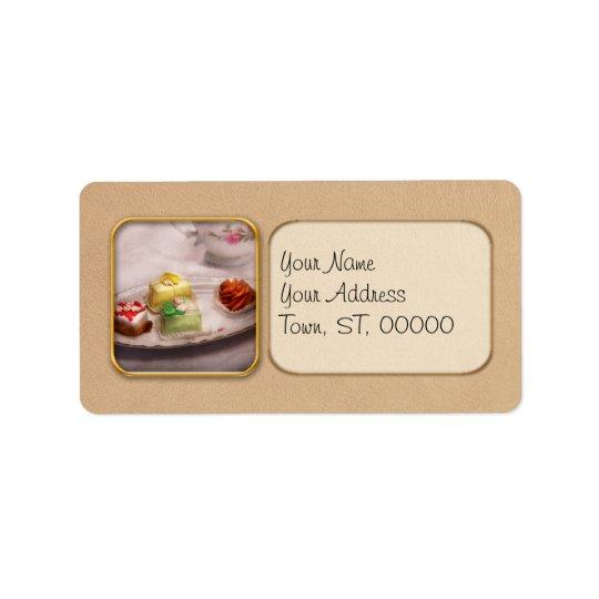 Food - Sweet - Cake - Grandma's treats Label