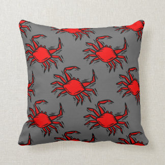 Food Theme Crabs Design MoJo Pillow