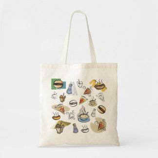 Food Budget Tote Bag