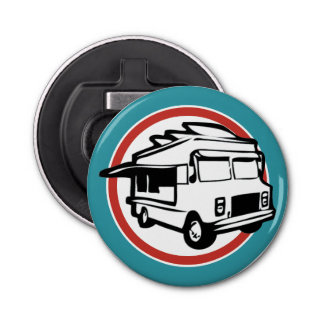 Food Truck Bottle Opener