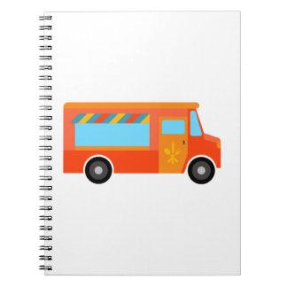 Food Truck Notebooks