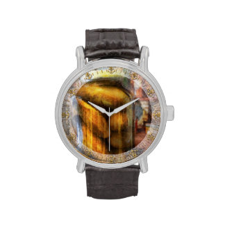 Food - Vegetable - A jar of pickles Wristwatches
