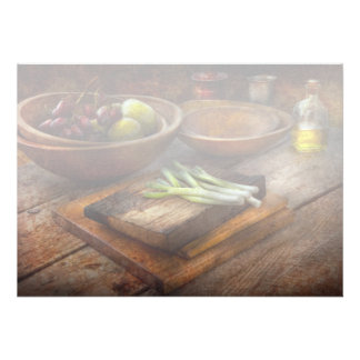 Food - Vegetable - Garden variety Invitation