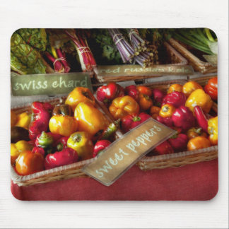 Food - Vegetables - Sweet peppers for sale Mouse Pad