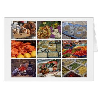 Foodie card