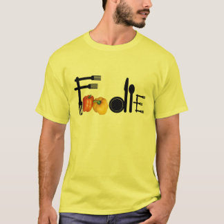 Foodie For Light Background T-Shirt