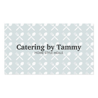 FOODIE PATTERN No 2 Business Card