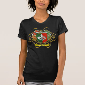 Fooks Shield / Coat of Arms Tshirts