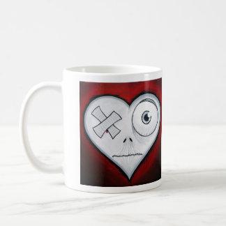Fool Me Once Classic White Coffee Mug