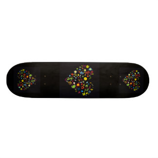 "Foolish Heart - 7 3/4"" Deck Skatebaord Skate Board Deck"