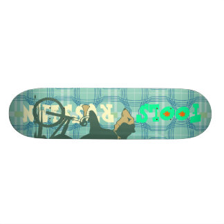 Fools Russian Skateboard