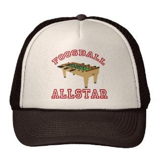 Foosball Allstar Cap