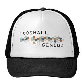 Foosball Genius Cap