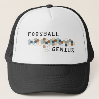 Foosball Genius Trucker Hat