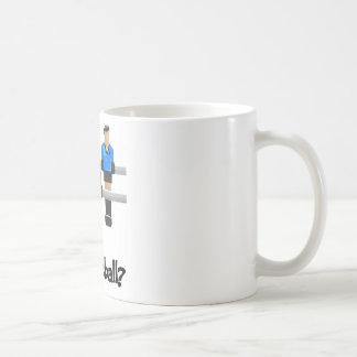 Foosball Classic White Coffee Mug