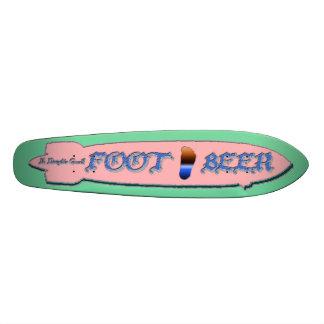 FOOT BEER FOOT BEER-It s Dirigible Good Skateboard Deck