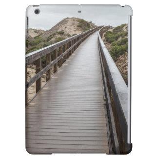 Foot Bridge at Oso Flaco Lake State Park iPad Air Case