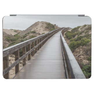 Foot Bridge at Oso Flaco Lake State Park iPad Air Cover