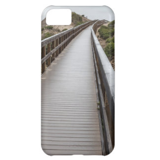 Foot Bridge at Oso Flaco Lake State Park iPhone 5C Case
