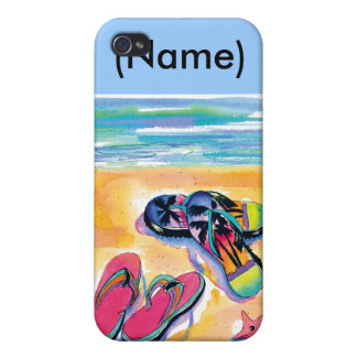 Foot-Loose-i iPhone 4/4S Cases