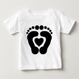 Foot Love Baby T-Shirt