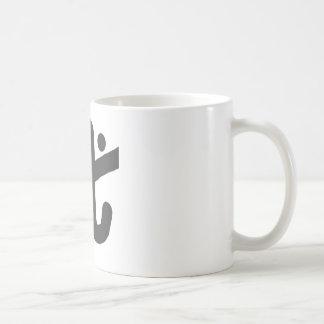 Foot of the cross coffee mugs