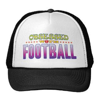 Football 2 Obsessed Cap