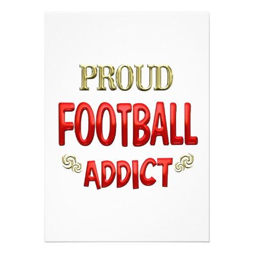 Football Addict Announcements