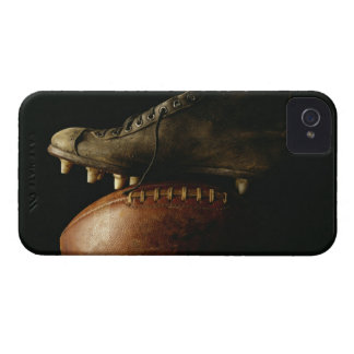 Football and Cleat Case-Mate iPhone 4 Case