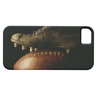 Football and Cleat iPhone 5 Cases
