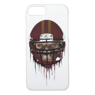 Football ape iPhone case