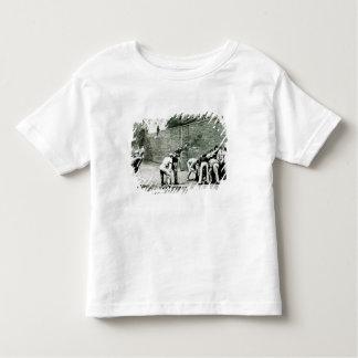 Football at the Wall at Eton Toddler T-Shirt