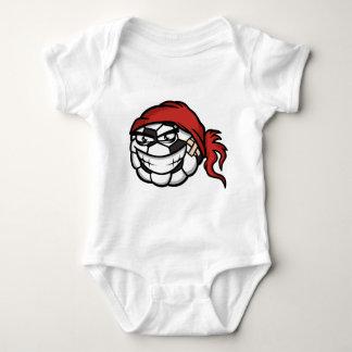 Football Baby Bodysuit