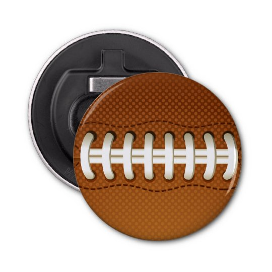 Football Balls Sports Bottle Opener